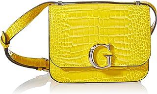 Guess HWCG79-91780-YEL, Bolso de Mano. para Mujer, Multicolor, OS