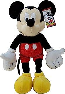 Jay Franco Disney Mickey Mouse Classic Plush Pillow Buddy Super Soft Polyester Microfiber