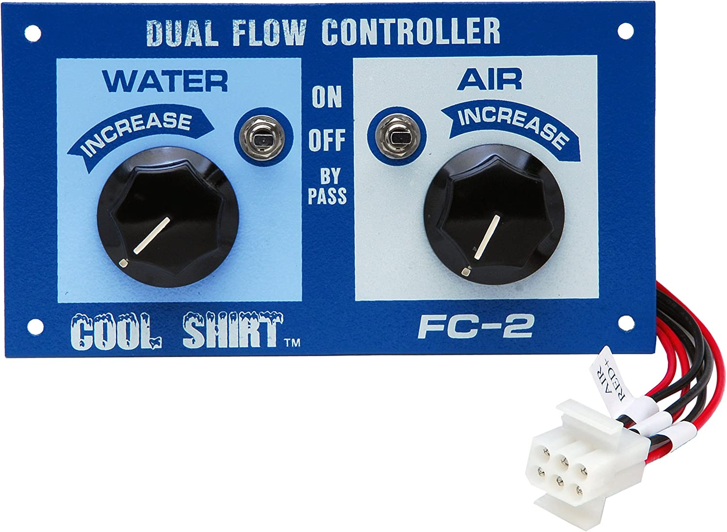 New product!! Cool Shirt FC-2 Dual Switch Temperature Ranking TOP13 Control