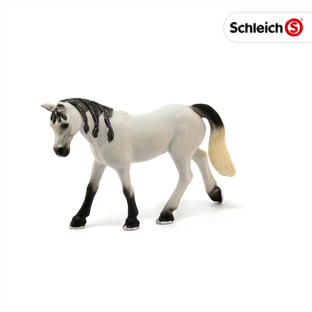 Schleich 13908-árabes yegua-caballo personaje dentro del juego Reiterhof-Horse Club