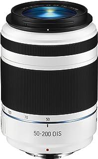 Samsung 50-200 mm f/4.0-5.6 OIS i-Function III Lens - White