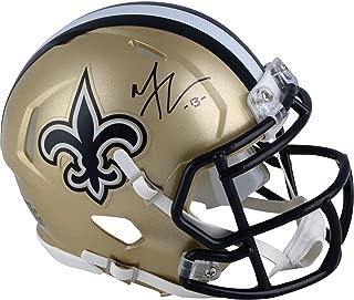 Michael Thomas New Orleans Saints Autographed Riddell Speed Mini Helmet - Fanatics Authentic Certified