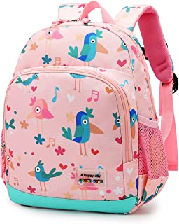 willikiva Kids School Dinosaur Toddler Backpack for Boys and Girls Waterproof Preschool Bag