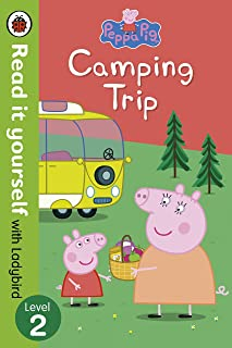 Peppa Pig: Camping Trip - Read it yourself with Ladybird (mini HB)