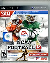 NCAA Football 13 Bonus Edition - 6 Heisman Legends