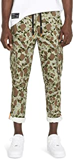 Avirex Men's Frog Skin Cargo Pants