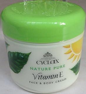 5x Cyclax Nature Vitamin E Face and Body Cream 300ml