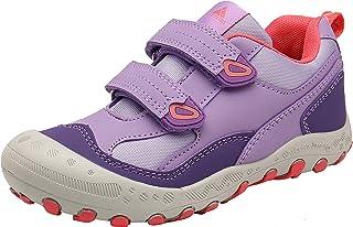 Mishansha Baskets Enfants Garcons Chaussures de Running Fille Respirant Légère Chaussure de Course, Mixte Enfant
