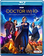 dr who blu ray season 12