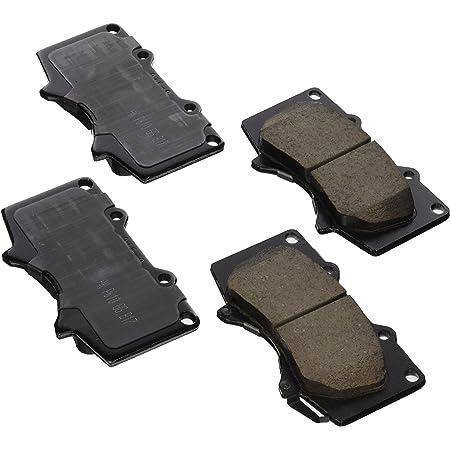 Akebono Performance ASP1303 Akebono Performance Ultra Premium Ceramic Disc Brake Pad Kit