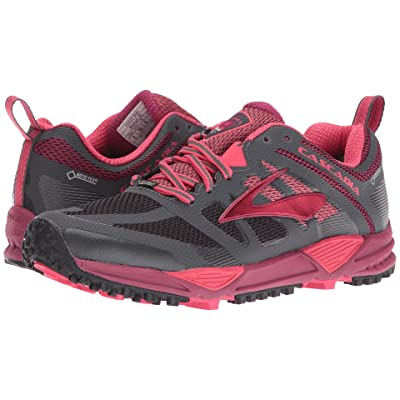Brooks Cascadia 11 GTX (Anthracite/Teaberry/Raspberry Radiance) Women