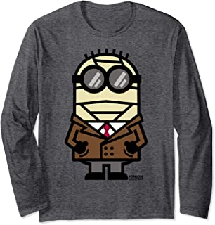 Despicable Me Invisible Halloween Monster Long Sleeve T-Shirt