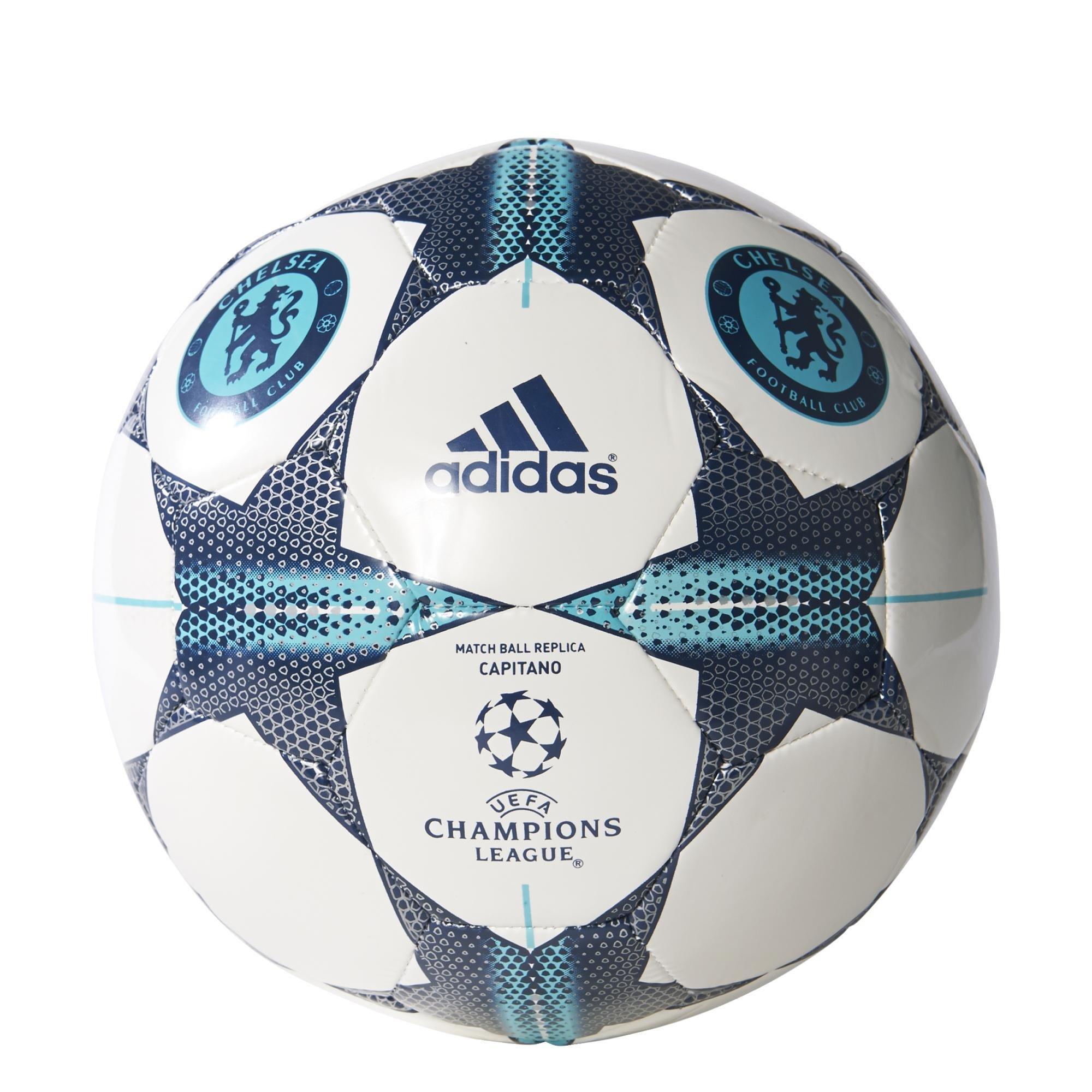 adidas Finale 15 CFC Capitano - Pelota de fútbol Multicolor, Talla ...