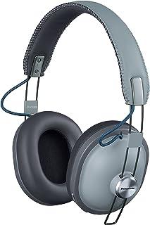 Panasonic Closed-Type Headphones Wireless Bluetooth-Enabled Cool Gray RP-HTX80B-H