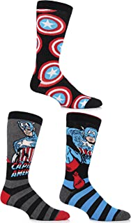 Best kids captain america socks Reviews