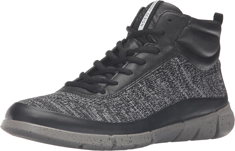 Ecco Womens Intrinsic 1 High-w Fashion Sneaker