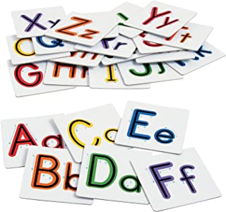 Fun Express - Sensory Letters - Educational - Teaching Aids - Language Arts - 26 Pieces