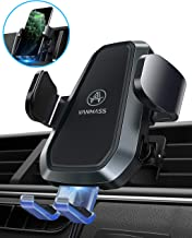 VANMASS Upgraded Qi Wireless Car Charger Mount, Automatic Clamping, 10W/7.5W Fast Charging, Air Vent Car Phone Holder Compatible with iPhone 11 Xs Max XR 8 Plus, Samsung S10 S9 S8 Note 10, LG V30, etc
