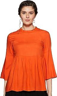 Styleville.in Women's Plain Regular fit Shirt