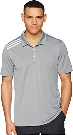 adidas Golf - 3-Stripes Polo