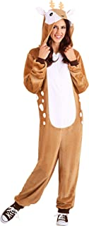 Fawn Deer Costume Plus Size