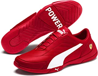 Puma Unisex's Sf Kart Cat Iii Rosso Corsa White-r Sneakers