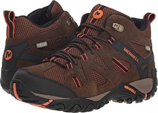 Merrell Mens Deverta Mid Vent Waterproof