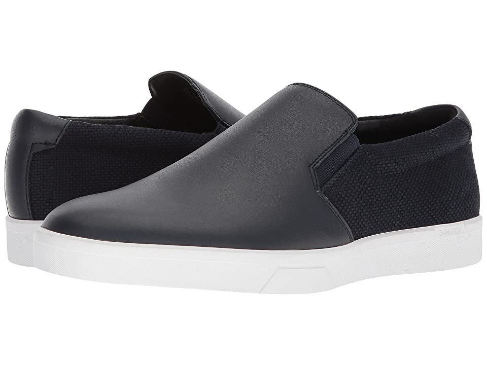 Calvin Klein Ivo (Dark Navy Nappa) Men