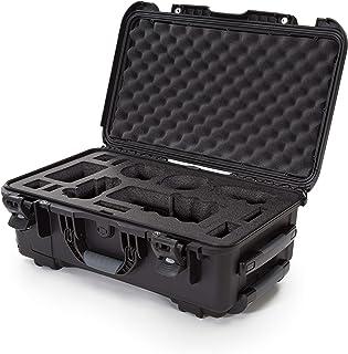 Nanuk 935 ESON1 Hartschalenkoffer für Sony A7R Kamera mit Rollen, wasserdicht, mit Schaumstoffeinsatz, Schwarz