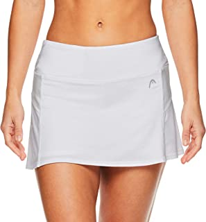 HEAD Women's Athletic Tennis Skort - Performance Training & Running Skirt