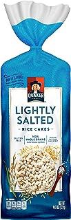 Quaker Rice Cakes, Lightly Salted, 4.47 oz