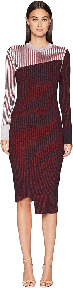 Fify Knit Long Sleeve Dress