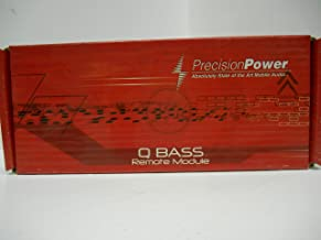 Qbass (PPI) Precision Power Wired Bass Remote