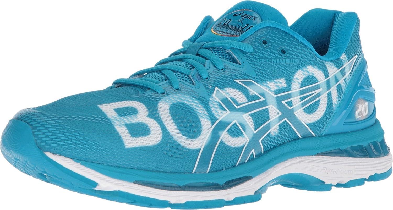 贈与 美品 ASICS Men's Gel-Nimbus 20 Boston Running Shoes