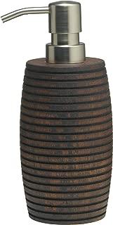 Cer/ámica Gris 7,1x7,1x20 cm Sealskin Cork Dispensador de jab/ón
