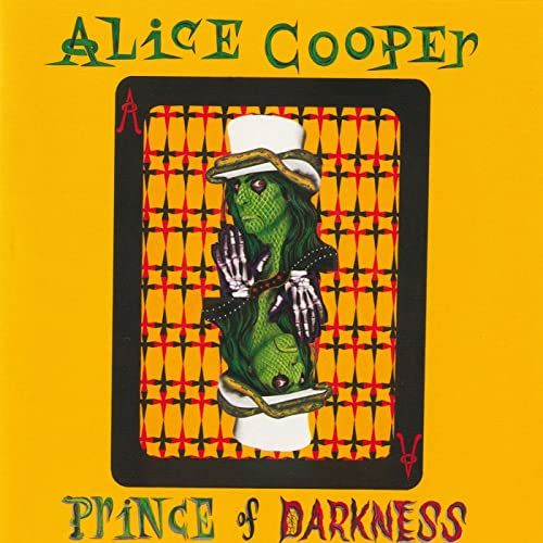 He S Back The Man Behind The Mask Von Alice Cooper Bei Amazon Music Amazon De