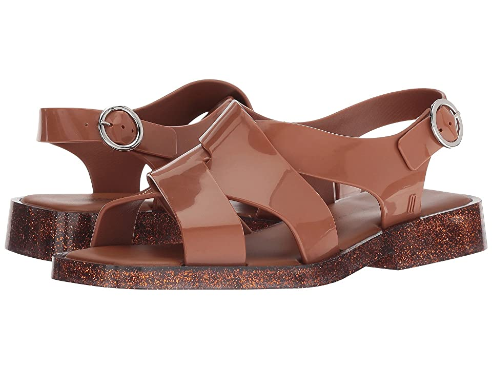 Melissa Shoes Melrose (Brown Glitter) Women