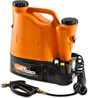 Electric Powered Coil Washer, Portable