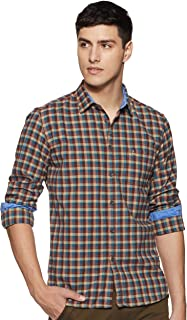 Parx Men's Slim fit Casual Shirt