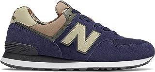 [New Balance(ニューバランス)] 靴・シューズ メンズライフスタイル 574 Hi-Viz Pigment with Hemp ピグメント US 8.5 (26.5cm) [並行輸入品]