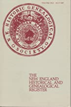THE NEW ENGLAND HISTORICAL AND GENEALOGICAL REGISTER VOLUME CXLI: JULY 1987 - Ebenezer Sproat of Scituate and Middleboro, 1676-1726; Poulter Family of Rayleigh, Essex, Billerica, Massachusetts; English Ancestry of Joseph Bixby of Ipswich and Boxford