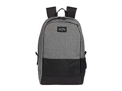 Billabong Command Lite (Grey Heather) Backpack Bags