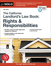 کتاب حقوق صاحبخانه کالیفرنیا ، حقوق: حقوق