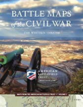 Battle Maps of the Civil War: The Western Theater (Volume 2)