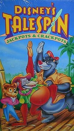 Disney's Talespin - Jackpots & Crackpots VHS
