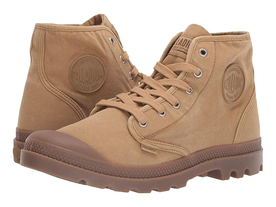 Palladium Pampa Hi (Woodlin) Men