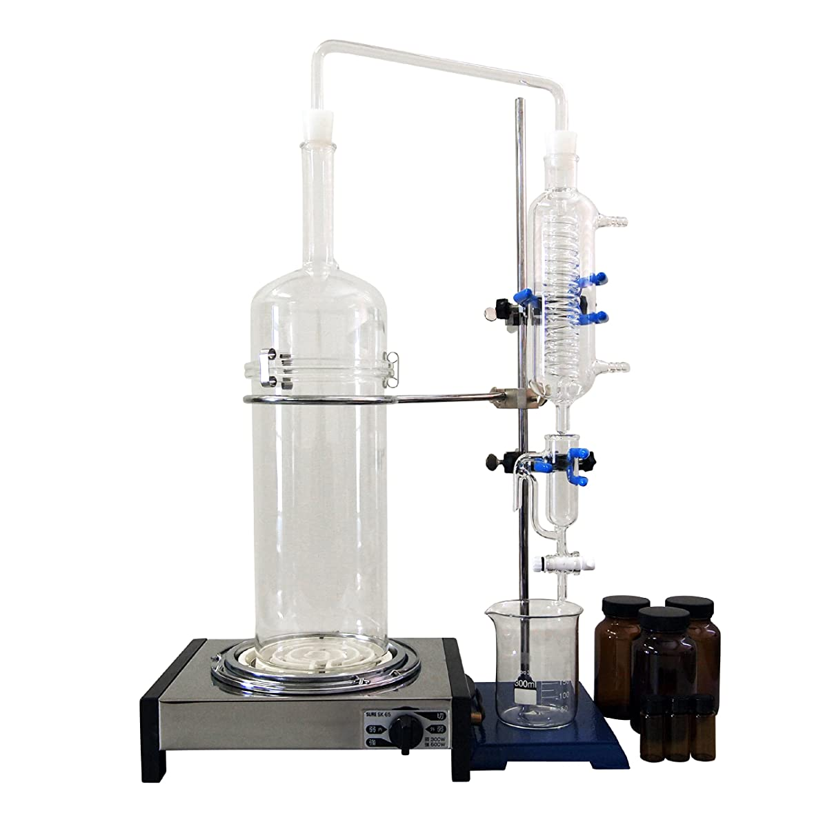 コメント段階無視ハーブ蒸留器/ピュアスティーラーライト/K-HJ200(OilSP)