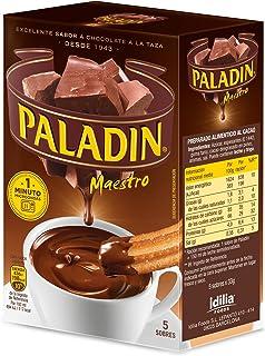 Paladin - Chocolate en Sobres, 33 g, 5 sobres