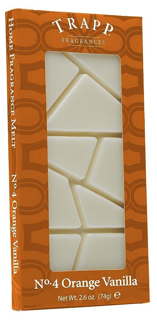 Trapp Candles Home Fragrance Melt, No. 4 Orange Vanilla, 2.6-Ounce xmtwrshwgk