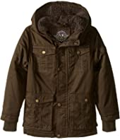 Urban Republic Kids - Cotton Twill Safari Jacket (Little Kids)
